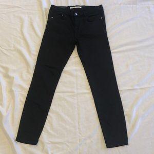 Black Zara skinny jeans